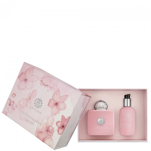 Blossom Love Set Eau de Parfum 100ml + Body Lotion Woman