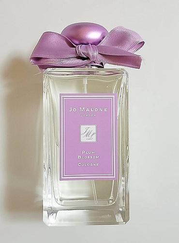 Plum Blossom Eau de Cologne 100ml Limited Edition