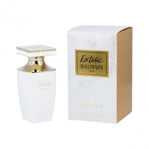 Extatic Gold Musk Eau de Toilette 60ml