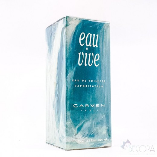 Eau Vive Edt. Spray 125 ml woman